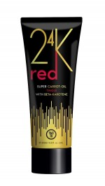 Power Tan 24K Red Super Carrot Oil Tingle with Beta Karotene