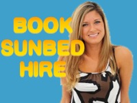 Book Sunbed Hire from Bronze Age Tanning Limited, Ireland