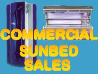 Commercial Sunbed / Sales