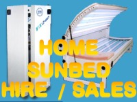 Home Sunbed Hire / Sales